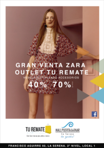 Outlet ZARA